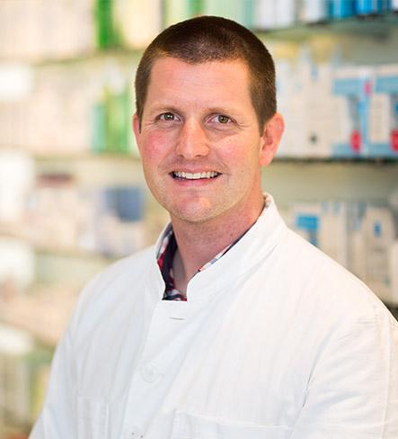 Dr. Philipp Hoffmann – Inhaber, Fachapotheker für Offizin-Pharmazie, AMTS - Manager
